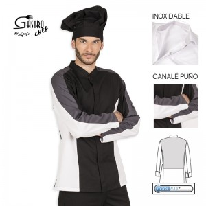 CHAQUETA COCINA CAB. MORFEO GARYS.