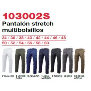 PANTALON STRETCH 103002S VELILLA.